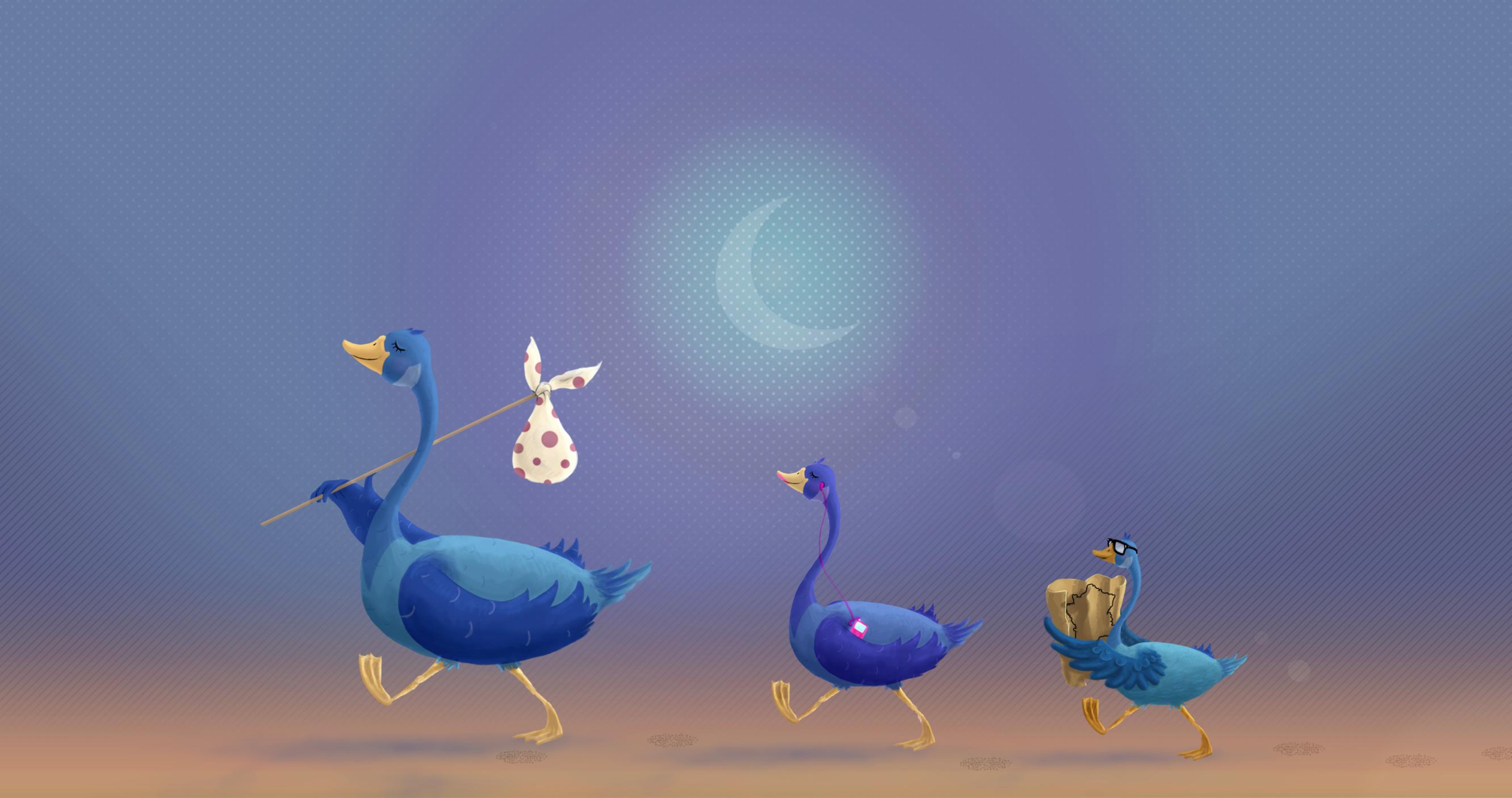 Illustration for Moovily