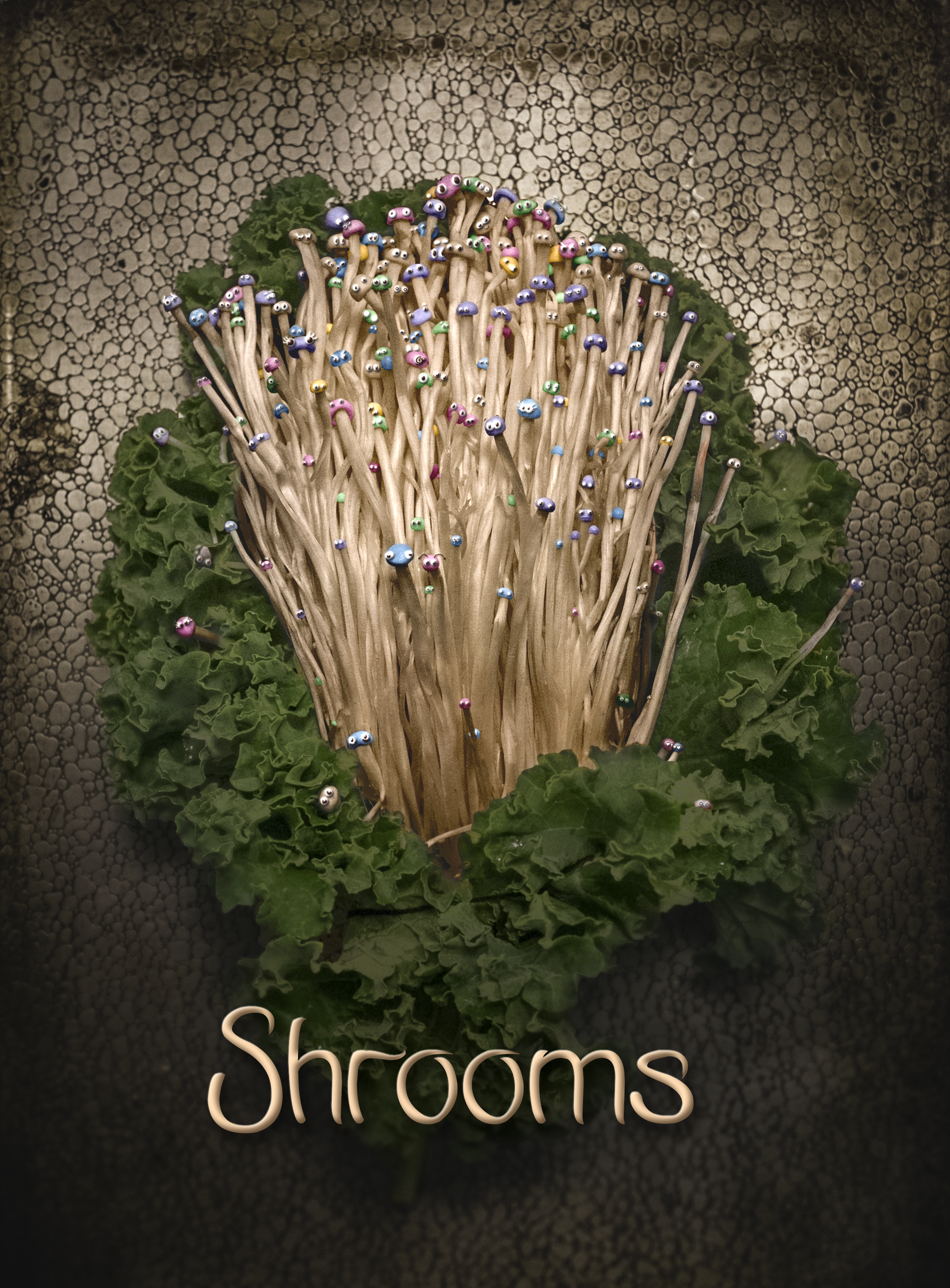 Shrooms - Personal project