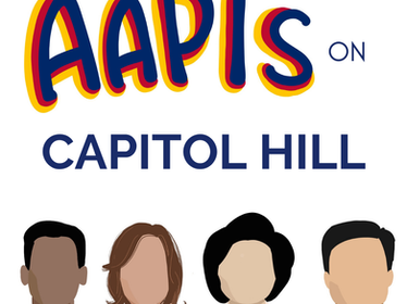 AAPI's On Capitol Hill