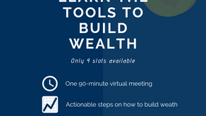 For Millennials: Learn the tools to build wealth (August promo)