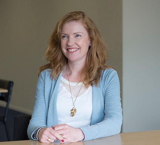 Charlotte Sullivan - Auburn Marketing seated image