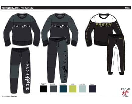 FEK - Tracksuit design 2