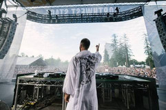 DJ What so not at FVDED in the Park 2017