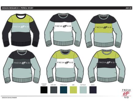 FEK - Crew sweater design 3