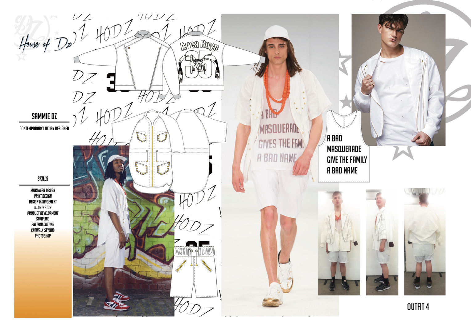 Graduate Collection - Outfit 4
