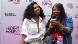 Lil Mama at Essence Festival 2017