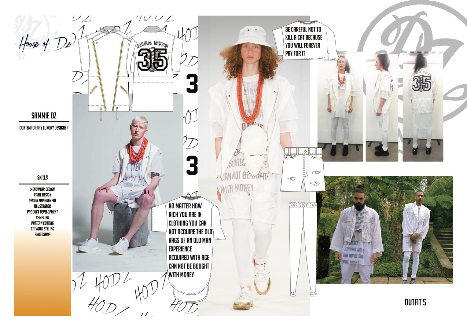 Graduate Collection - Outfit 5