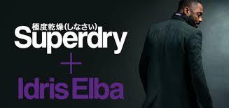 Superdry x Idris Elba AW17