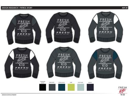 FEK - Crew sweater design 5