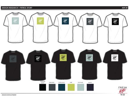 FEK - T-shirt design