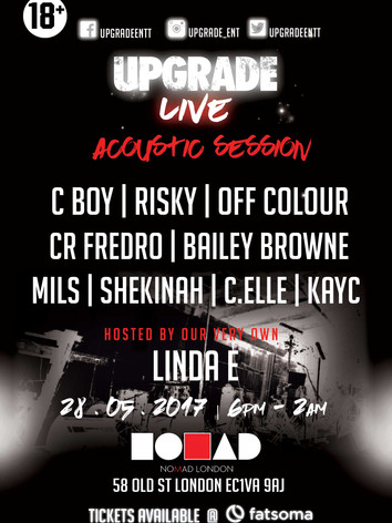UPGRADE ACOUSTIC