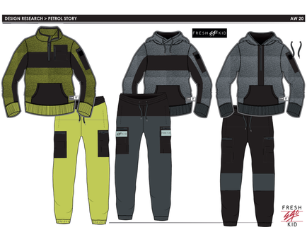 FEK - Cargo & Sherpa design 3