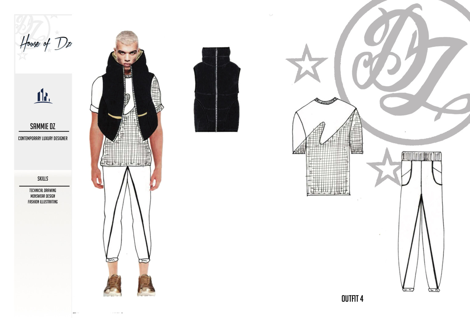 Life in the city - Outfit 4