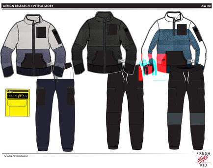 FEK - Cargo & Sherpa design 2