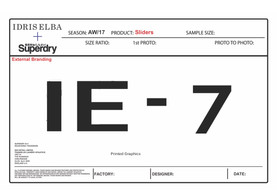 Superdry x IE 17