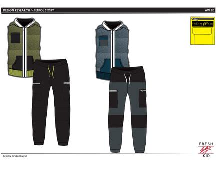 FEK - Cargo & Sherpa design 1