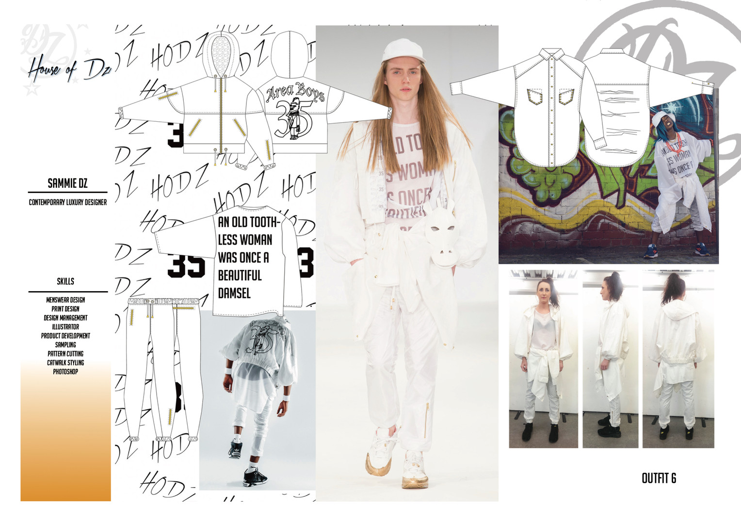 Graduate Collection - Outfit 6