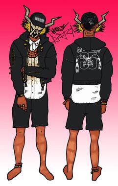 Area Boys 22 Homme