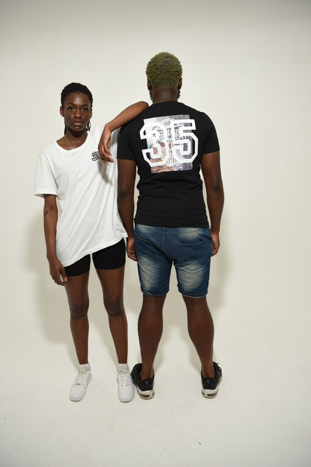 Areaboys capsule ecommerce shoot