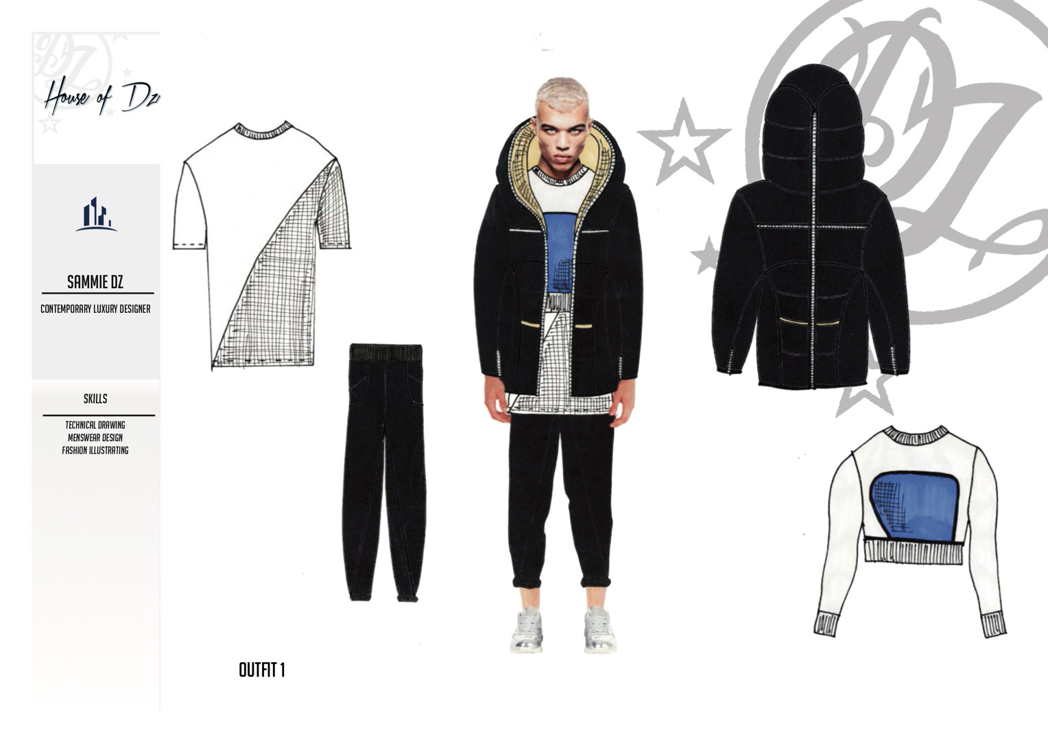 Life in the city - Outfit 1