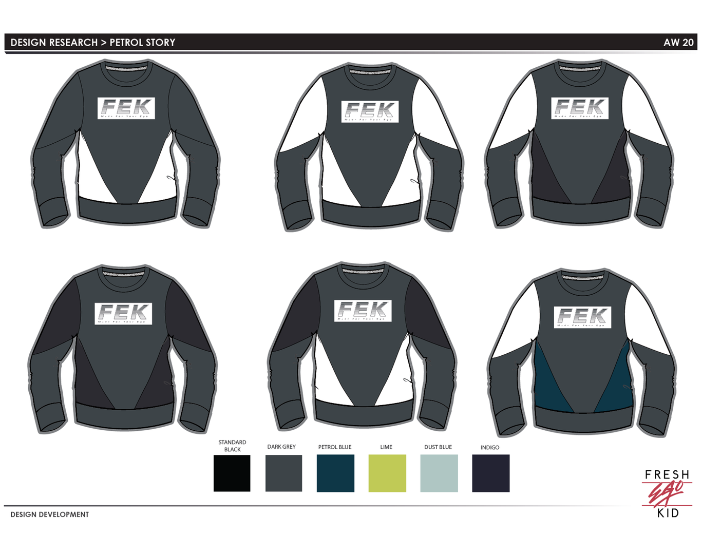 FEK - Crew sweater design 4