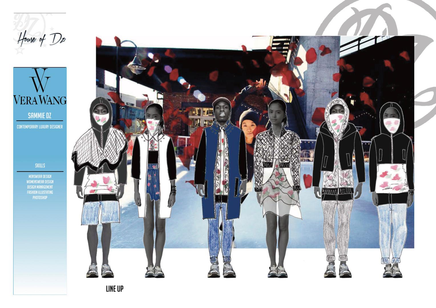 Wang Gang - Lineup