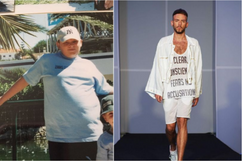 Man to compete in Mr England finals after tackling weight issues