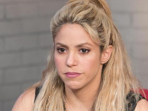 Shakira es acusada de fraude fiscal en España