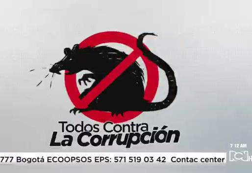 Prensa nacional y denuncia casos de corrupción en entrega de mercados por la alcaldía de Ospina