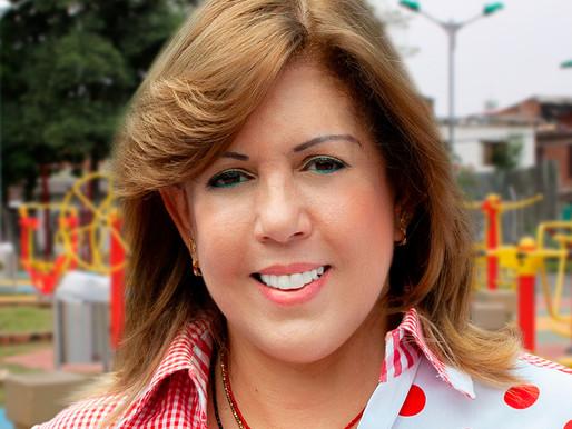 La gobernadora del Valle Clara Luz Roldán confirma que tiene cáncer linfático