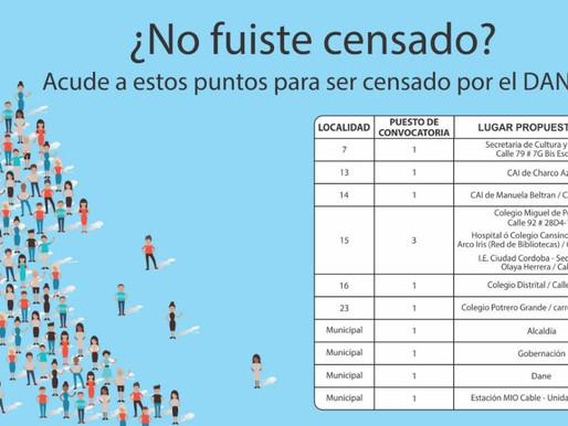 Se reinicia el censo en el Valle