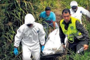 Joven mujer apareció muerta en cañaduzal