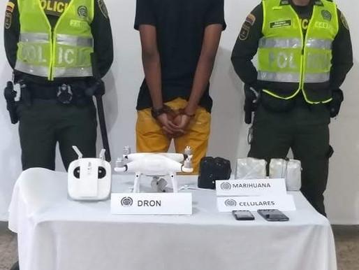 Recapturan a peligroso delincuente luego de su fuga de la Estación La Rivera
