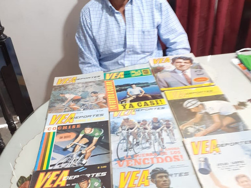 Jairo González, el coleccionista de recuerdos
