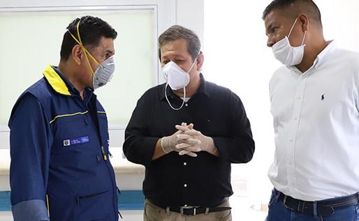 INSÓLITO/ En plena Pandemia, el alcalde Ospina, echó a los gerentes de las ESES de Cali