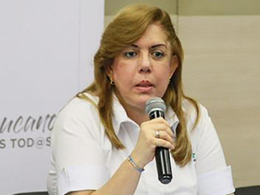 Gobernadora del Valle rechaza acusaciones de ofrecimientos de dinero por el tren del pacífico