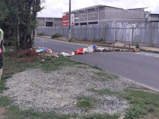 """""""Tenemos hambre"""": Protesta en Vallegrande"""
