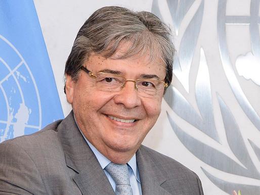 Carlos Holmes, el ministro de Defensa Nacional