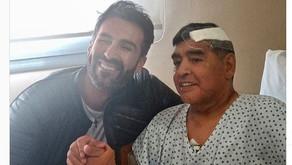 ¡Luto en el fútbol mundial. Murió Diego Armando Maradona!