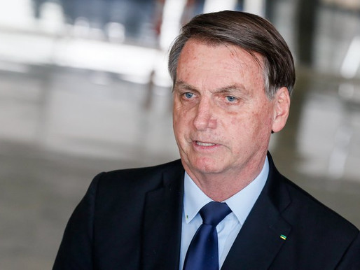 """Me siento perfectamente bien"": Jair Bolsonaro, presidente de Brasil"