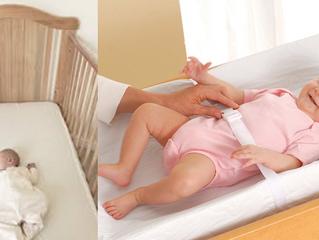Riesgos ocultos en casa para los recién nacidos (0-3 meses).