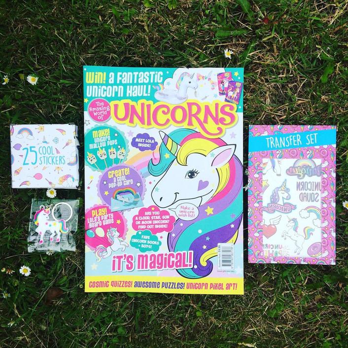 Unicorns have landed