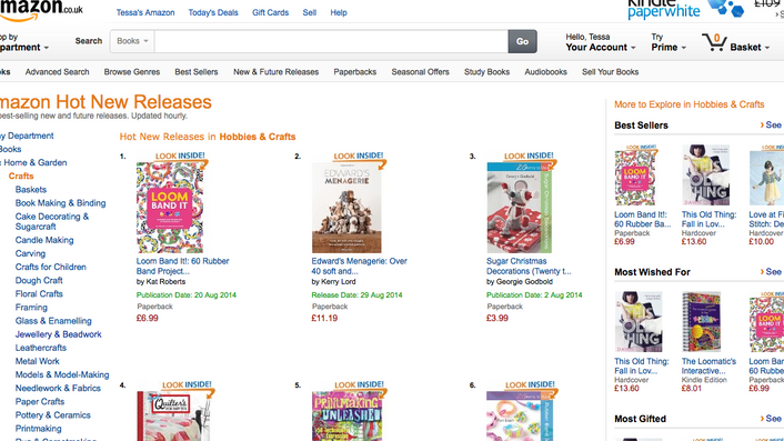Top hot new release!