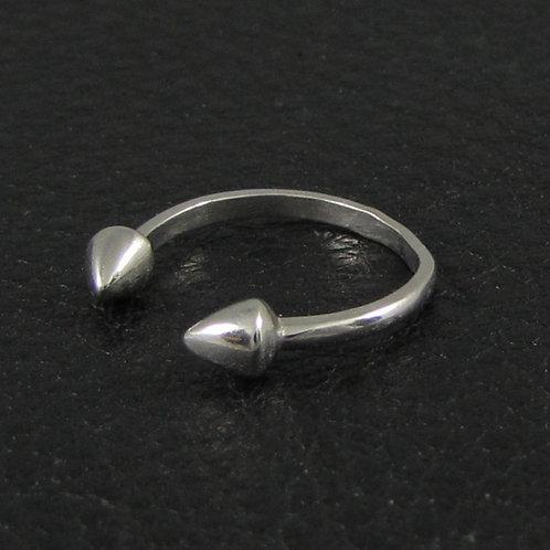 Кольцо фаланговое