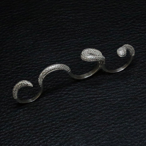 Кольцо-кастет