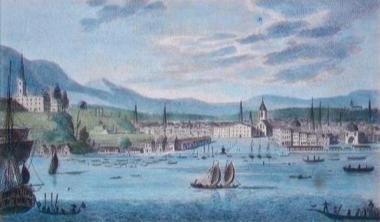 Rio de Janeiro,  1809 Autor desconhecido, Gravura