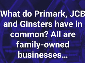The importance of family-owned businesses