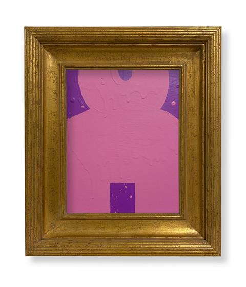 8 x 10 Purple Pink SOLD