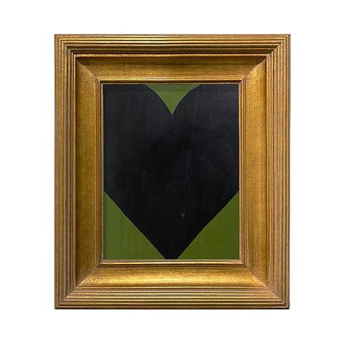 Ron Giusti Mini Heart Forest Black