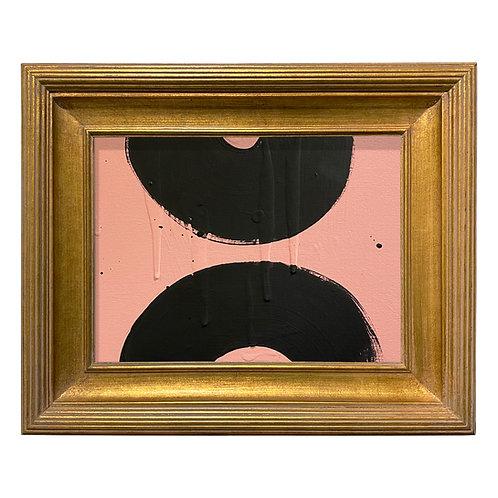 Ron Giusti Mini Wagasa Blush Black